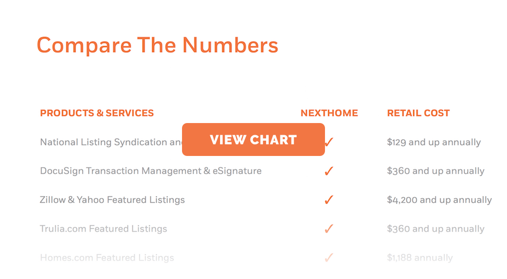 NextHome_Compare The Numbers_Agent Version